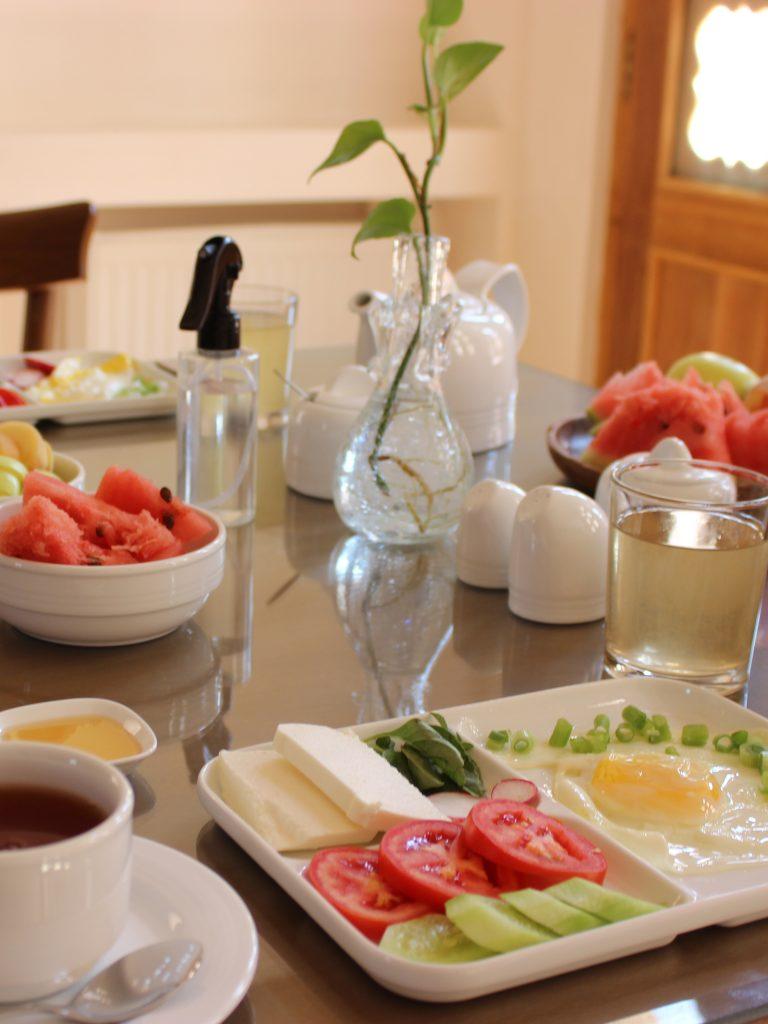Sepanj breakfast
