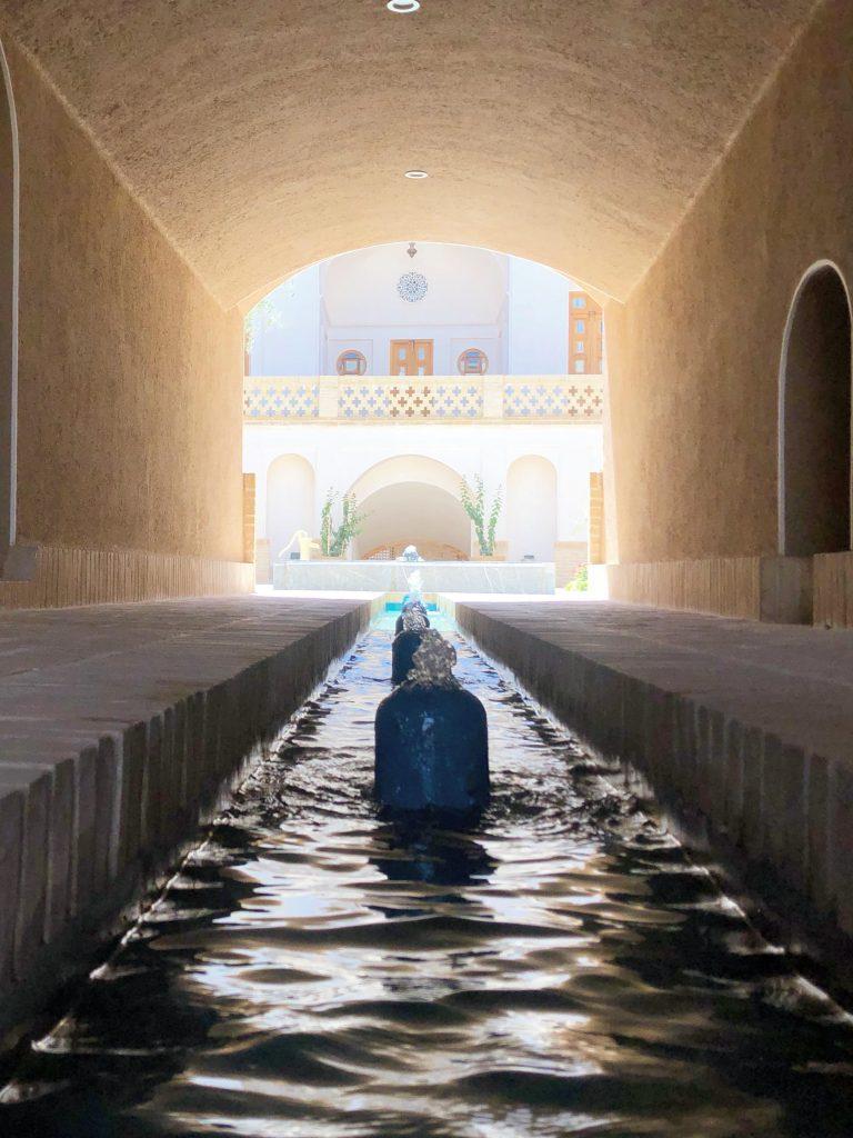 water corridor